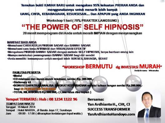 SELF HIPNOSIS